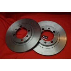 Escort Grp4 Fully Floater Rear Axle Brake Disc and spacers kit