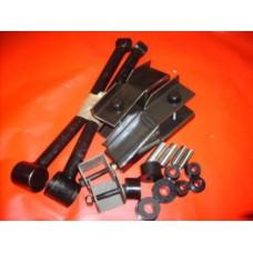 Anti Tramp bar Kit angled/straight