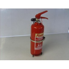 Hand held fire extinguisher